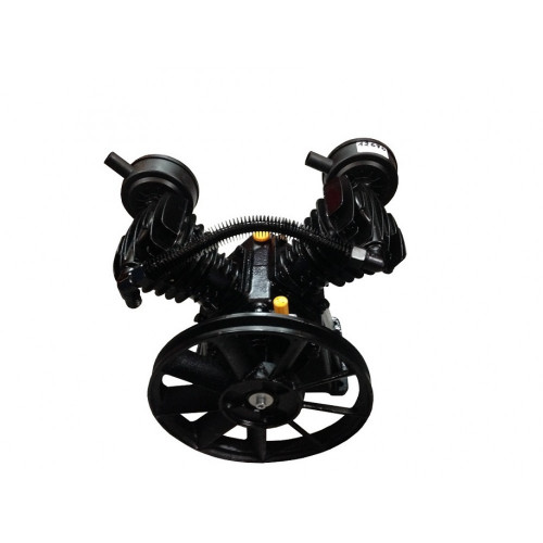Компрессионный блок 2-х цилиндровый V-образный , 250л/мин 2,2кВт Profline 2065DLZ