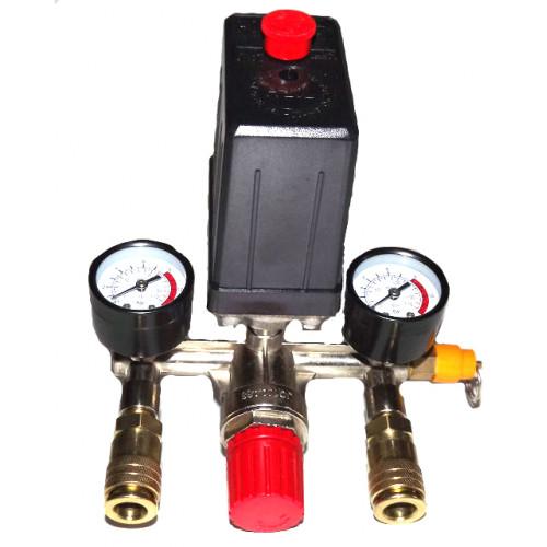 Автоматика для компрессора в сборе 220 вольт, 1 выход  - PAtools АвтСб1/220 (4396)