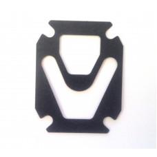Прокладка на компрессор, между центрами 48*72 мм PAtools КомпПроклад1 (6900)