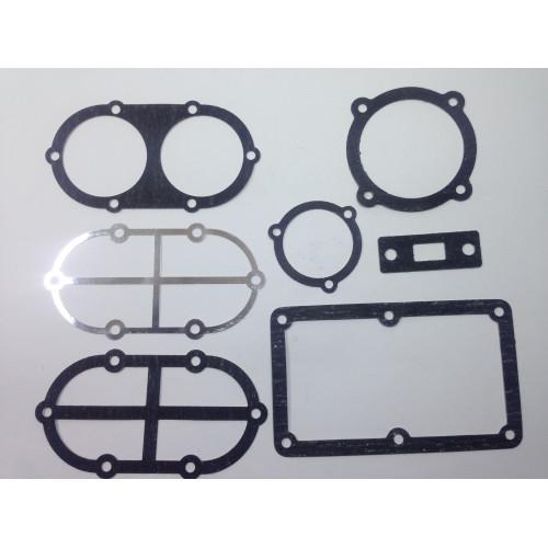 Комплект прокладок на компрессор 7шт, между центрами: 72*72*145 мм PAtools КомпПроклад6к (7612)