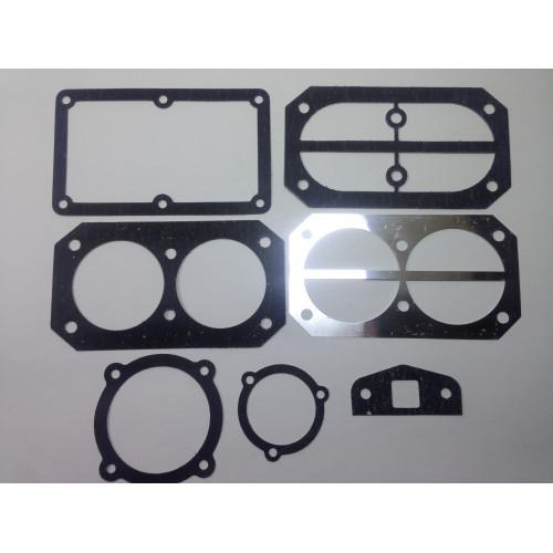 Комлект прокладок на компрессор 7шт, между центрами: 50*64*147 мм PAtools КомпПроклад7к