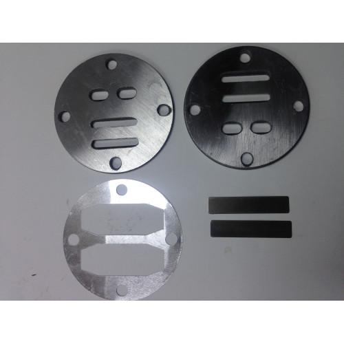 Подкова компрессора, круглая между центрами 42*42 мм PAtools КомпПодкова4к (7832)
