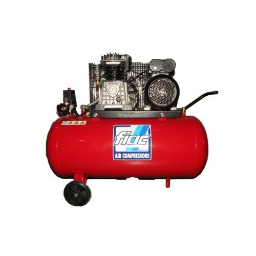 Компрессор поршневой с ременным приводом, Vрес=100л, 360л/мин, 380V, 2,2кВт  FIAC