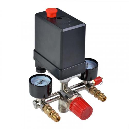 Автоматика для компрессора в сборе 380 В - PAtools АвтСб1/380 (7837)