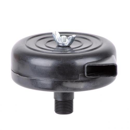 Фильтр воздушный круглый (фильтрующий элемент - паралон) 3/8 (16мм) - PAtools 12H (3126)