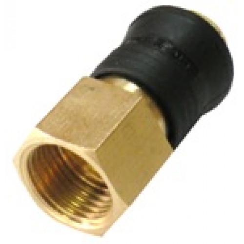 """Быстроразъёмное соединение 1/2"""" внутренняя резьба (PROFI) AIRKRAFT. Made in Italy.  SE6-4SF"""