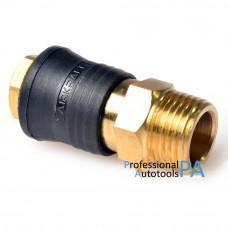 Быстроразъёмное соединение 1/2 Made in Italy внешняя резьба (PROFI) AIRKRAFT SE6-4SM