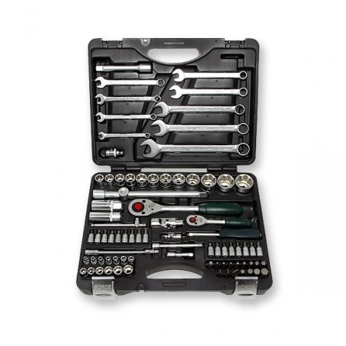 Набор инструмента 12-гр. 82 предмета Force 4821R-9