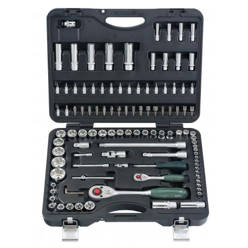 Набор инструмента Surface 108 предметов Force 41082