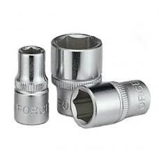 """1/4"""" Головка 6-гр. 5 мм, L=25 мм Force 52505"""