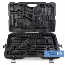 Кейс для набора инструмента 1/4 , 3/8, 1/2 142 предмета Force 41421R-7, 41421R - Force PO41421