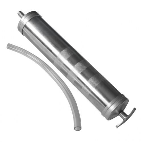 Шприц для заливки масла 1000мл Intertool AT-3066