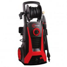 Очиститель высокого давления 2200Вт, 5.5лит/мин, 110-165bar,шланг 8 м Intertool DT-1507