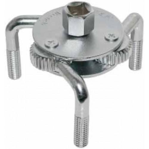 КРАБ - Ключ для масляного фильтра 65-110мм Intertool HT-7201