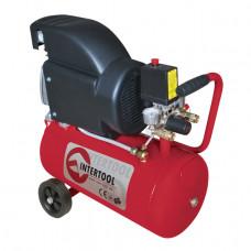 Компрессор 24л, 2HP, 1.5кВт, 220В, 8атм, 206л/мин PT-0010
