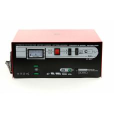 Зарядное устройство 12-24В, 600Вт, 230В, 30/20А Intertool [AT-3017]