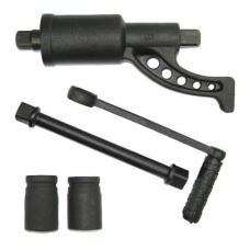 Ключ баллонный роторный 261 мм Intertool XT-0001