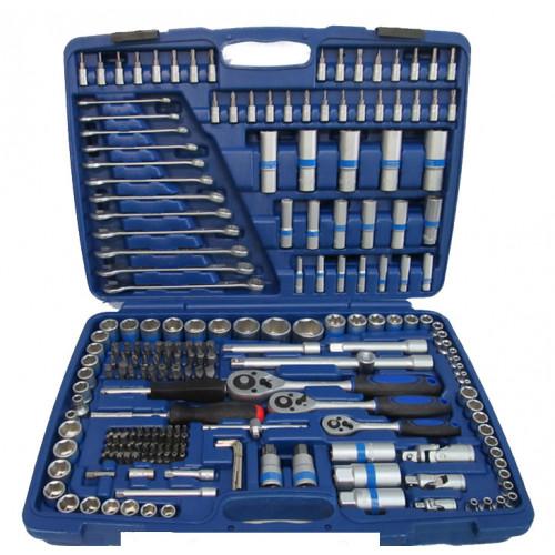 Набор инструмента 215 предметов King Roy 8671