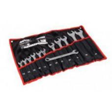 Набор ключей 12 шт. в брезенте Miol 51-714