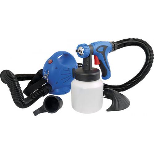 Электрический краскопульт с системой HVLP Miol 79-545