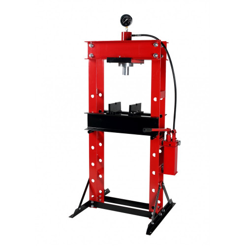 Пресс гидравлический 30 т (напольный) с вертикальным насосом и пневмоприводо Profline 97380