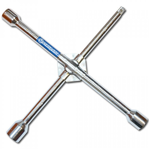 "Ключ баллонный крестовой усиленный 17x19x21x1/2""   Стандарт"