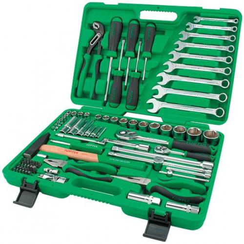 Набор Инструмента Toptul 80 единиц 6-ти гранный, модель GCAI8002