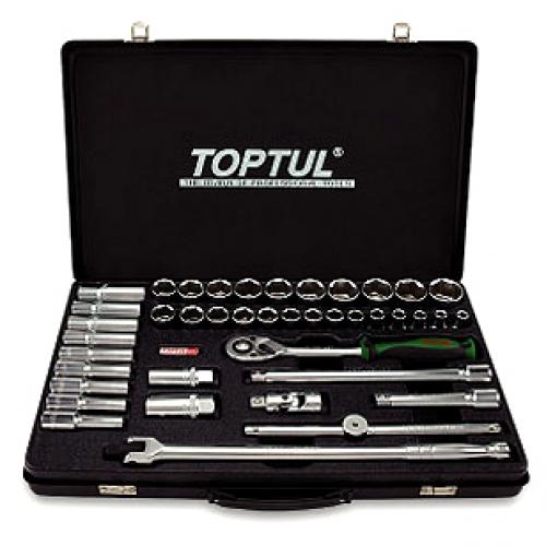 Набор Инструмента Toptul 41 единица 6-ти гранный, модель GCAD4102