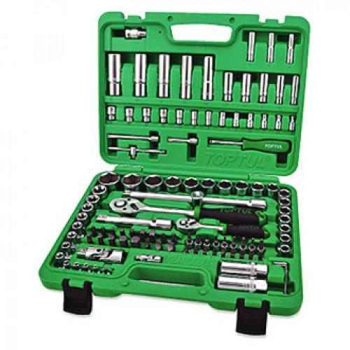 Набор Инструмента Toptul 108 единиц 12-ти гранный, модель GCAI108R1