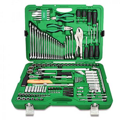 Набор инструмента комбинированный 150 единиц Toptul GCAI150R