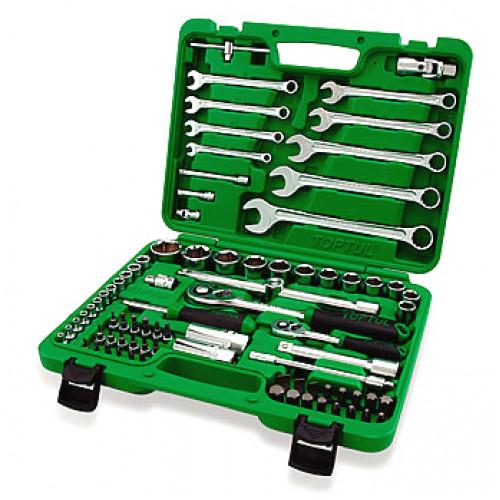 Набор Инструмента Toptul 82 единицы 6-ти гранный, модель GCAI8201