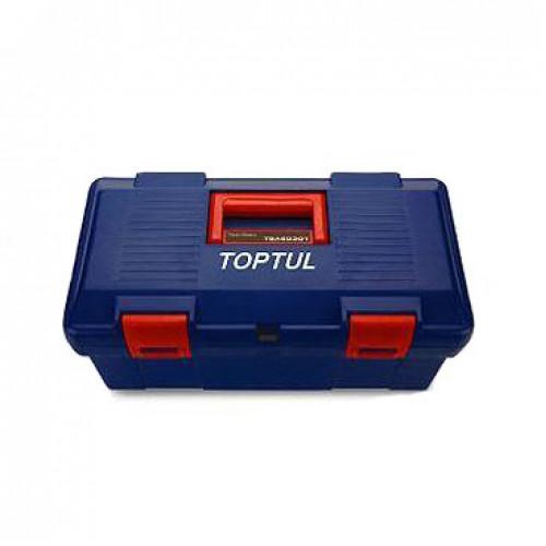 Ящик для инструмента 3 секции (пластик) Toptul TBAE0301