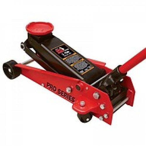 Домкрат подкатной профессиональный 3т 140-520 мм Torin T83002