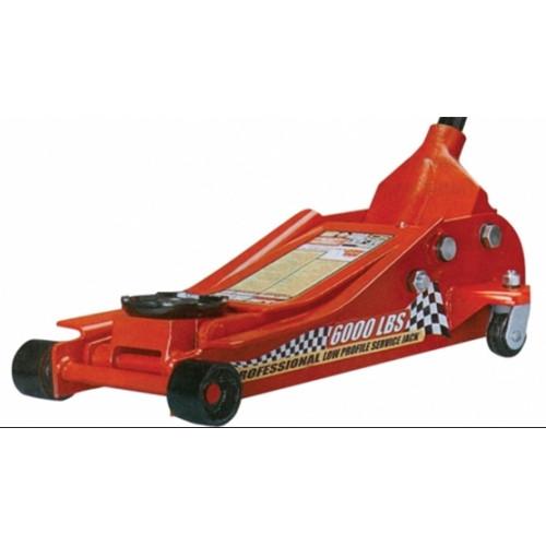 Домкрат подкатной профессиональный низкий профиль 2.5т 85-455 мм Torin T830018
