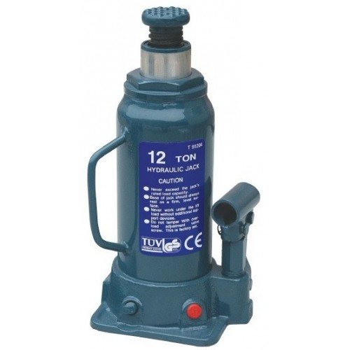 Домкрат бутылочный 12т Torin T91204