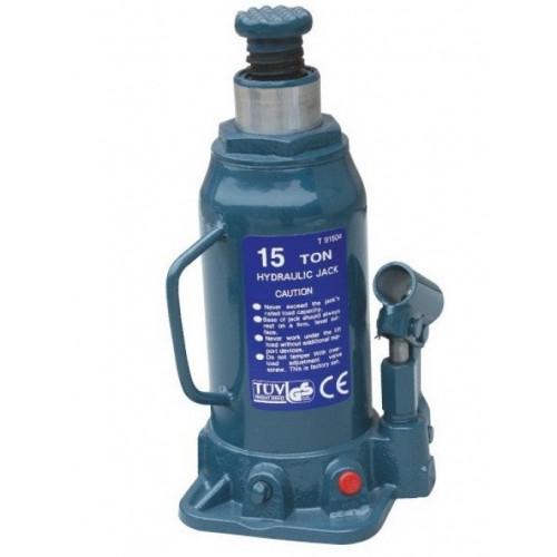 Домкрат бутылочный 15т Torin T91504