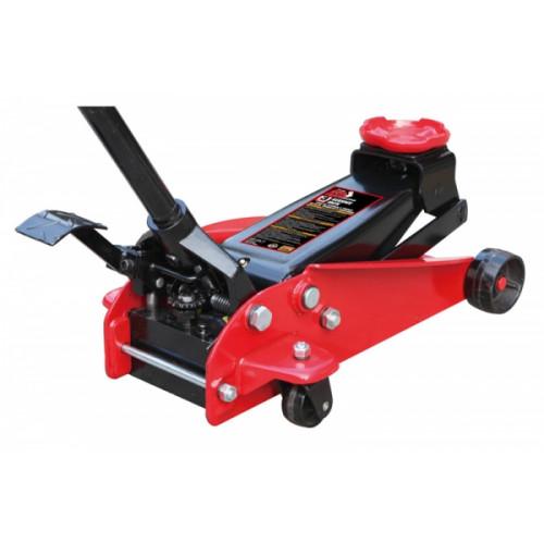Домкрат подкатной профессиональный 3т с педалью 150-490 мм Torin T83000ET