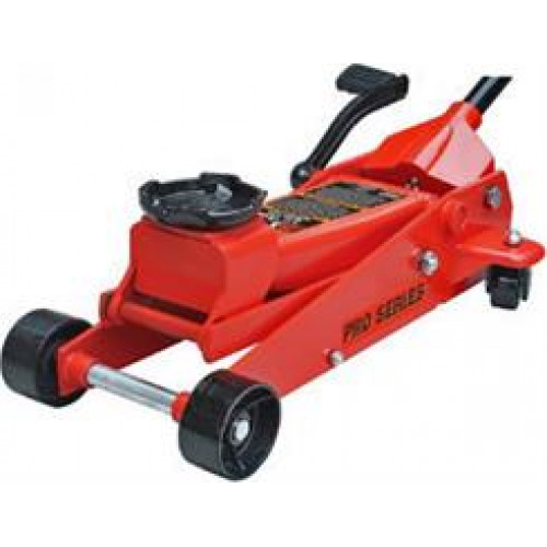 Домкрат подкатной профессиональный 3т с педалью 145-500 мм Torin T83502