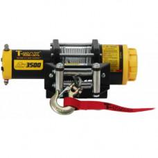 Лебедка  ATWPRO-3500 12V/1.587 т 4.8mm* 15m 7207100
