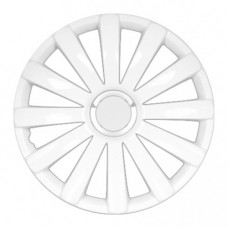 4 RACING Spyder Pro white КОЛПАКИ ДЛЯ КОЛЕС (Комплект 4 шт.)